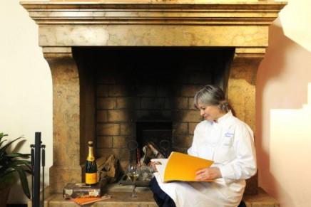 Dal Pescatore's head Nadia Santini – 2013 Best Female Chef