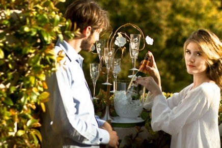 """Perrier-Jouët's artistic celebration of life – """"The Enchanting Tree"""""""