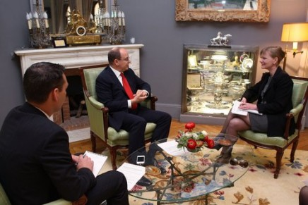 Monaco to expand into the Mediterranean sea