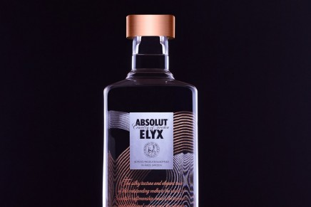 Single estate, handcrafted, luxury vodka launched by Absolut