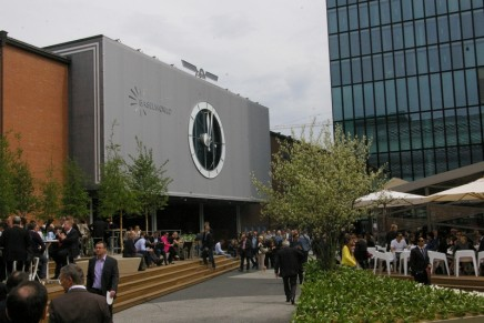 Baselworld 2013 – spectacular stand structures & greater radiance