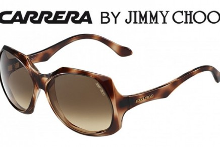 Carrera by Jimmy Choo capsule collection of sunglasses