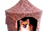 Luxury pet bed suitable for dogs or cats