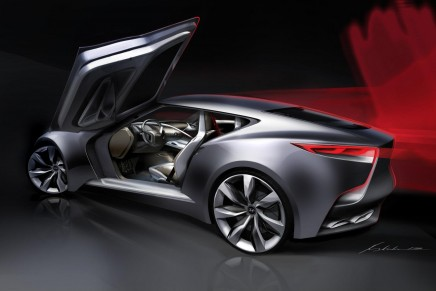 HND-9 hints at direction of Hyundai's next-generation luxury sports coupe