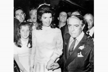 Skorpios bought from the Onassis family by the daughter of a Russian billionaire