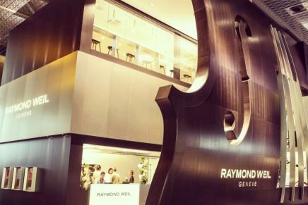 Baselworld 2013: 'Precision is my Inspiration' – Raymond Weil