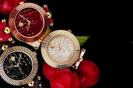 Baselworld 2013: Versace Vanitas Thea & V-race