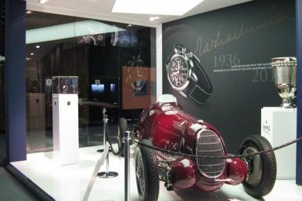 Tazio Nuvolari – Vanderbilt Cup collection by Eberhard & Co.