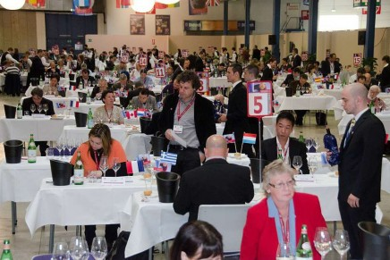 The 20th Concours Mondial de Bruxelles travels to the heart of Europe