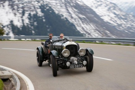 """Mille Miglia 2013 – the most admired """"moving museum"""" in the world"""