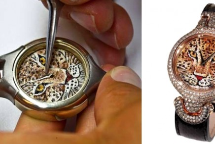 Sicis breathes new life into micromosaic jewelry and timepieces