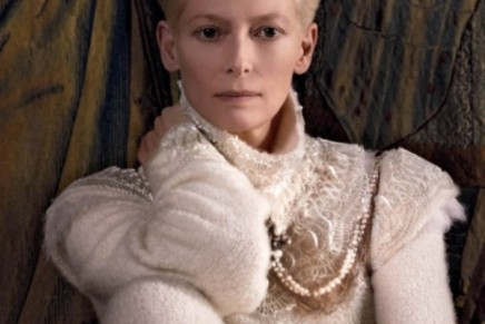 Tilda Swinton for Chanel Métiers d'Art