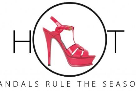 Haute sandals rule the season
