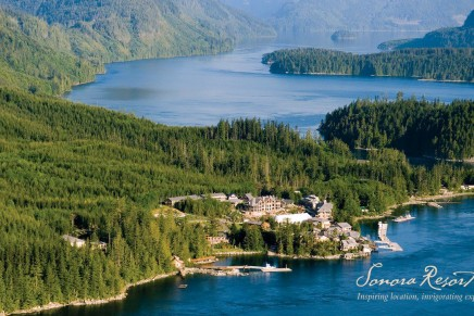 Into the Wild – eco-luxury holidays in Canada