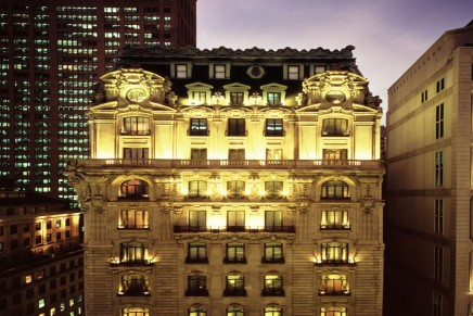 Ten most expensive hotels in NYC