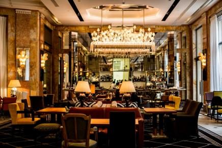 Parisian Prince de Galles brought back to its original Art Deco splendour