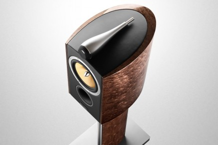 Bowers & Wilkins innovation meets Maserati style