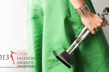 2013 CFDA Fashion Awards honored the best talent working in fashion industry