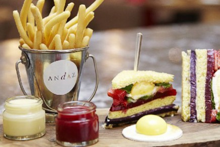 The most expensive city in which to order a club sandwich