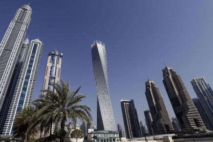 Dubai has the world's highest twisted tower