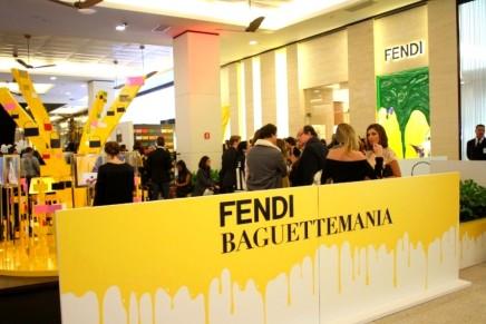 Fendi landed in Brazil's booming commercial capital