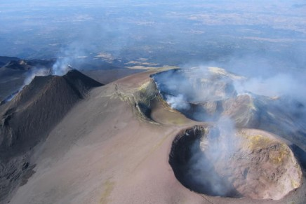 Mount Etna and the Mountains of Pamir granted World Heritage status by UNESCO