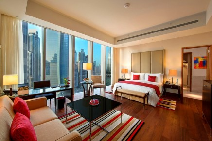 The Oberoi opens first property in the United Arab Emirates