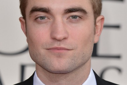 Robert Pattinson joined the circle of Dior faces