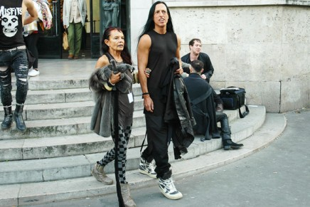 For cardio-loving fashionista: Rick Owens' dark ideology on sneakers