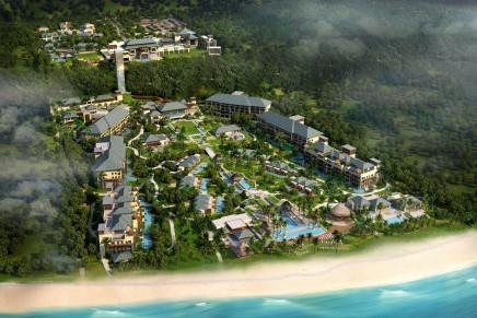 Ritz-Carlton returned to the world's best island