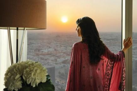 Exclusive ladies-only floor at Four Seasons Hotel Riyadh