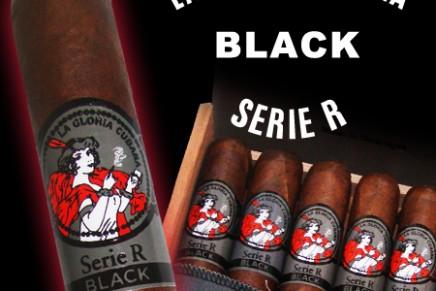 La Gloria Cubana Serie R Black