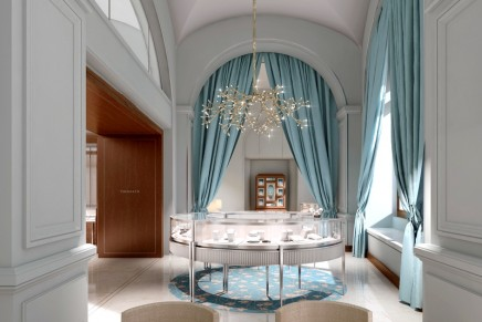 Tiffany & Co. to open jeweler's first wholly owned retail business in Russia