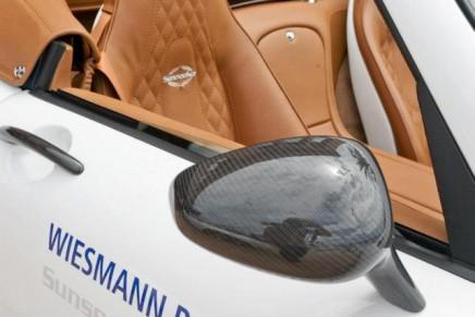 Wiesmann Roadster MF5 & MF4S Sunseeker Limited Edition