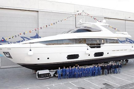 Solandge, Crazy Me, Sea Owl and Seahawk – 2013 superyachts launches