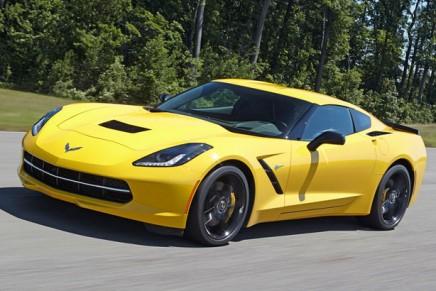 Corvette Stingray Premiere Edition: 3.8 seconds from 0 to 60 mph