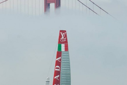 Who will be the challenger? The 8th Louis Vuitton Cup Regatta