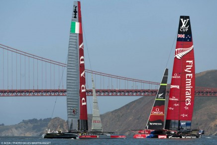 Wine of the 2013 America's Cup