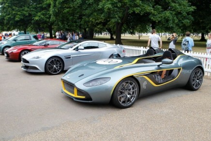 Aston Martin's next-generation vehicles to be powered by AMG engines
