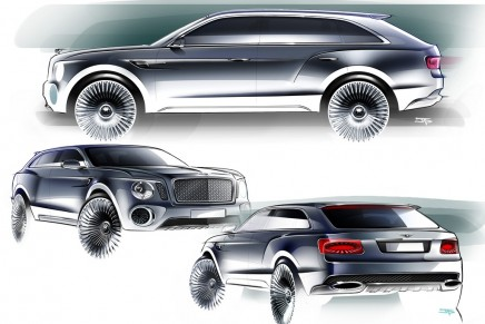 """Bentley to build """"the most luxurious and most powerful SUV in the market"""""""