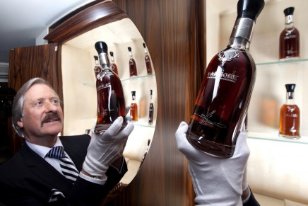 World's rarest whisky collection created by The Dalmore x Harrods
