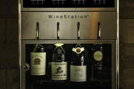 Discovery WineStation by Dacor: First virtual sommelier