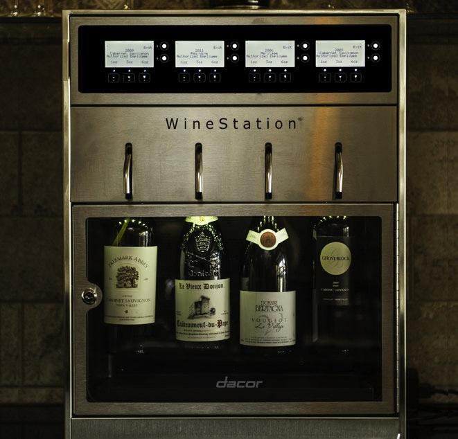 Discovery Winestation By Dacor First Virtual Sommelier