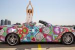 """Mercedes-Benz Presents"" title goes to Mara Hoffman"
