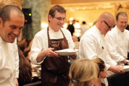 """Six of the world's best chefs to cook """"The Ultimate Dinner"""""""
