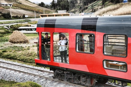 Ecuador's Tren Crucero joins The Luxury Train Club