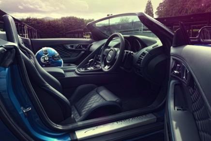 Jaguar PROJECT 7 – dynamic debut at Goodwood