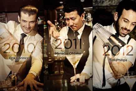 Bartender of the Year to be crowned at World Class Global Final 2013
