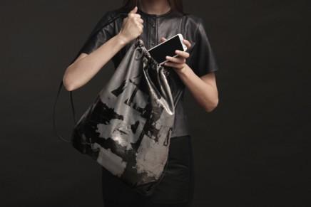 Alexander Wang Samsung Galaxy Note II lambskin bag