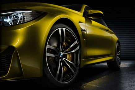 BMW Concept M4 Coupe – the true essence of BMW M